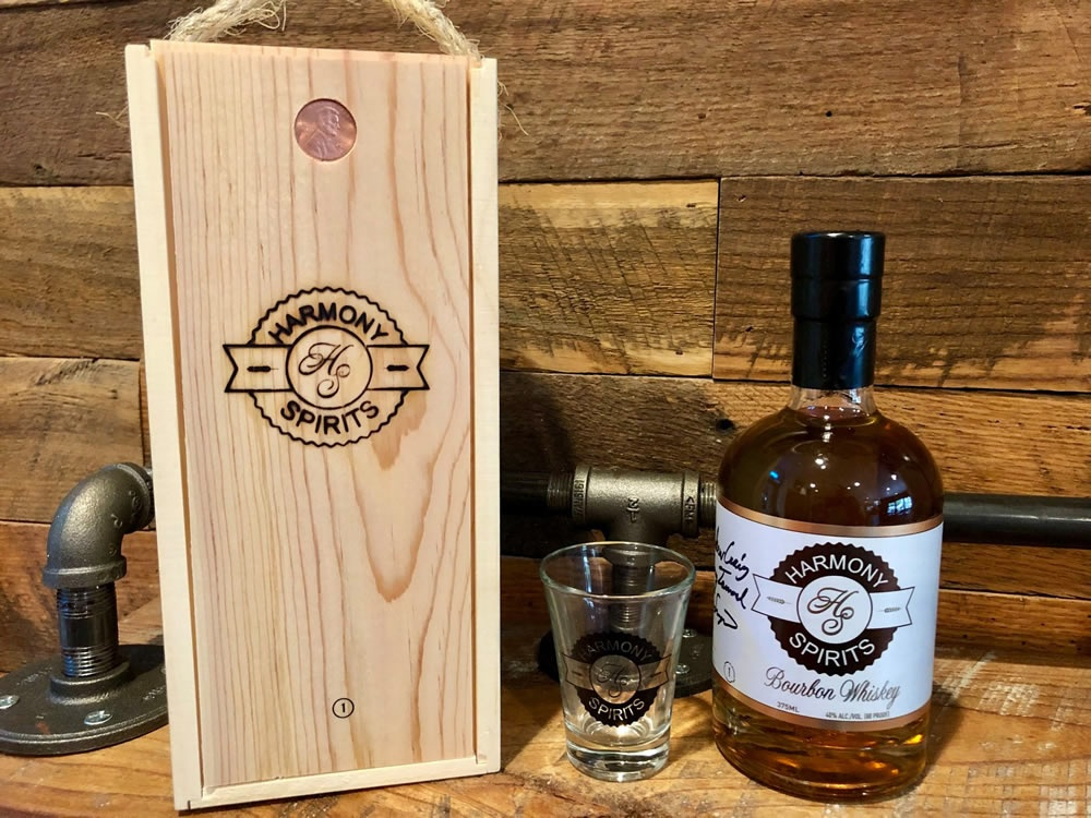 Bourbon Release: Inaugural Batch Keepsake Box