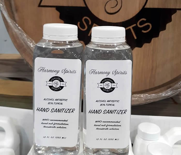 Harmony Spirits - Craft Distillery in Harmony, Minnesota producing Vodka, Gin, Whisky, Bourbon Whiskey, Rum, Barrel Aged Rum from locally sourced grains