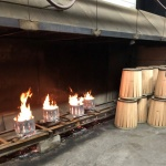 Harmony Spirits - Whiskey Barrels from The Barrel Mill in Avon, Minnesota.